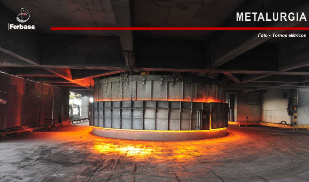 Ferbasa - Metalurgia